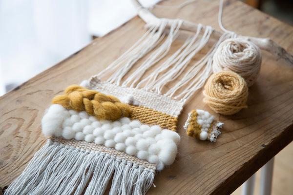 手織り(後編)|糸が生地になるってすごい! 尽きない織りの魅力に広がる可能性。講師:ichi.coさん