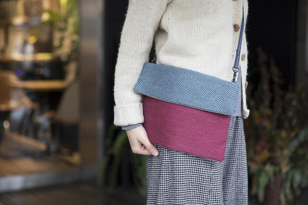 キュレーション・イベント(後編)|手織りのバッグと小物。LLOデザイナー、竹川ゆり子さんのものづくり。 Spice'n Taste MARKET