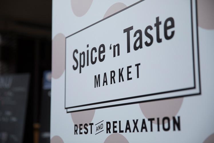 キュレーション・イベント(前編)|思わずシェアしたくなる、素敵な発見!モノ、コト、フードに出会える場。Spice'n Taste MARKET