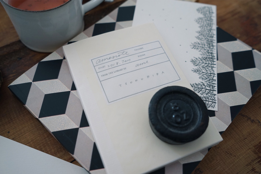 30 min. creation 毎日ちょっとで、できること 第2話|calendar , note and wish list. 願い事を叶えるために、私がしている2つの習慣