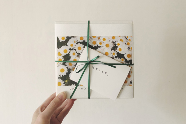 30 min. creation 第4話(後編)カードをつくりましょう|あなたが書いたカードは送った相手にかならず喜んでもらえます。
