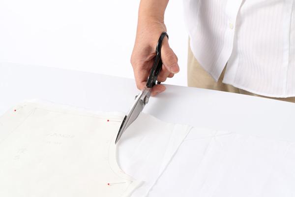 第4回 布を切る道具(前編)|糸は糸、布は布。それぞれに使い勝手のいいはさみを揃えるのが、お裁縫が好きになるひとつの方法です。