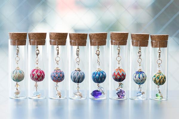 つくりら主催ワークショップ開催レポート2(前編)|「糸が織りなす美しい世界」寺島綾子さんの小さなてまりのチャーム