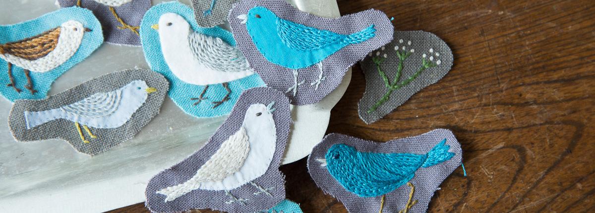 マカベアリスさん(後編)|草花や鳥。生き物をモチーフに、いのちの美しさを刺繍で再表現する喜び