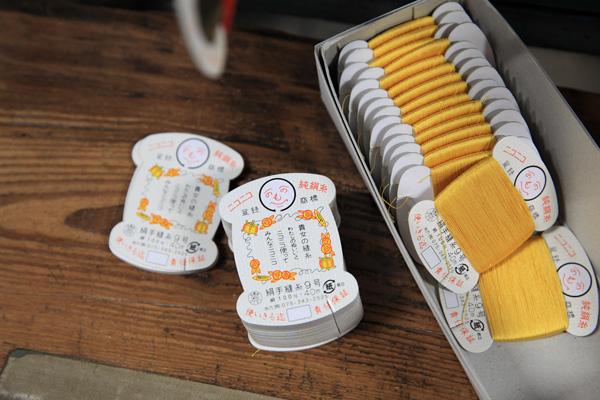 つくりら文化祭*出展者紹介 糸六株式会社| 京都に永く息づく、良い糸を笑顔で商うお店 2018.10.19(Fri)-20(Sat) 東京
