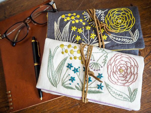 つくりら文化祭*当日のお楽しみ2|マカベアリスさんの刺繍作品も届きます!