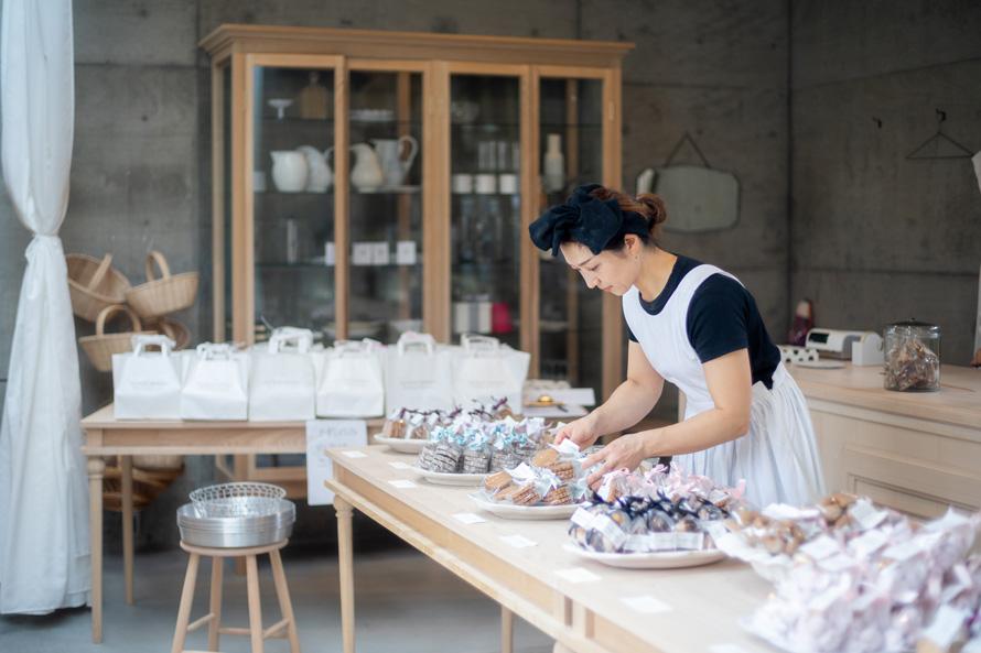 晴代さんのシンプル生活のつくり方。第4回(前編)|贈る人も贈られる人も、みんながハッピーになる!「GATEAU MAMAN」の幸せな焼き菓子。