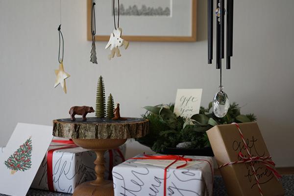 30min.creation 第11話(前編)贈り物のアイデア  |  ちょっと気の利いたプレゼント。それはほんのひととき、いつもと違う時間をプレゼントすること。