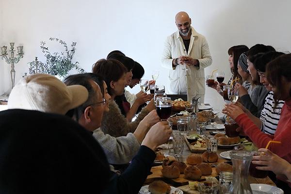 パンづくりは自由で楽しい。ラ・ヴィア・ラ・カンパーニュのオーナー、シルバさんのパンづくりとスローライフの愉しみ方*ワークショップ開催レポート(後編)