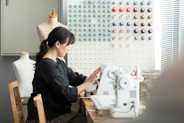 加藤容子さん(後編)|ほしいものを自分でつくれたときの喜びと達成感。縫い物の魅力はそこにあります。