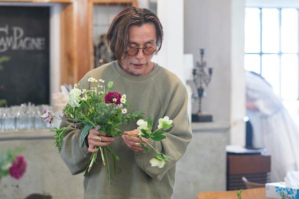 つくりら主催ワークショップ開催レポート(後編)|フラワーノリタケさんの「春を祝う花々のブーケ」