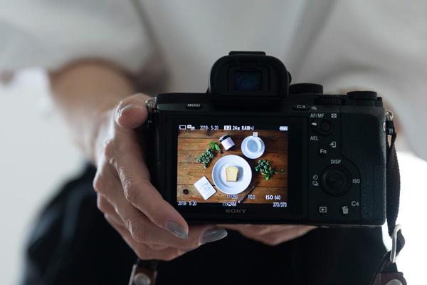 つくりら主催ワークショップ開催レポート(後編)|中野晴代さんのフォト&スタイリング。自然光の使い方からおすすめアプリまで!大充実の3時間。