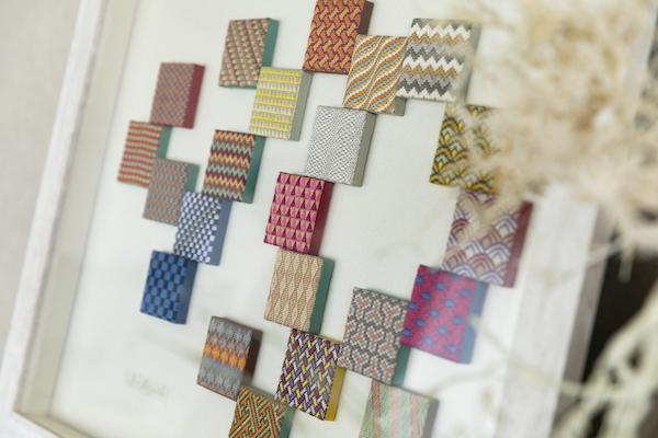 黒川直子さん(前編)|王朝人に愛された伝統の手刺繍、絽刺し。ひと刺しごとに美しい文様が浮かび上がり、飽きることがありません。