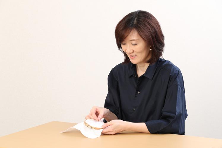 白糸刺繍の世界へようこそ。「ホワイトワークで彩るくらし」2019.6.10(Mon)-7.10(Wed) 東京