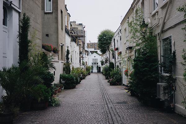 Favorite things 第3話(前編)|私の好きな場所・イギリス・ロンドン編。ロンドナーたちの日常が垣間見られるような場所が好き。