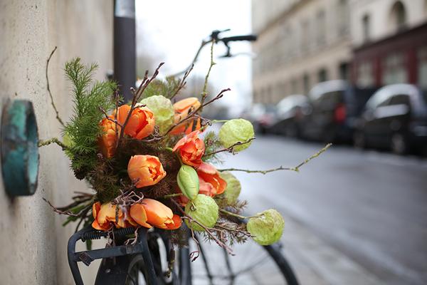 パリスタイルで愉しむ 花生活12か月 第3話 チューリップ