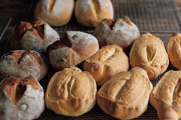 ラ・ヴィ・ア・ラ・カンパーニュのパン作りー1