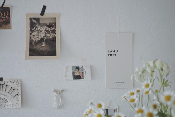 「本当は誰の日常も詩的だった。」詩人・月森文さんの個展「次の春には、」 2020.3.27(Fri)- 4.19(Sun) 東京