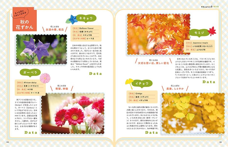 季節の花おりがみ
