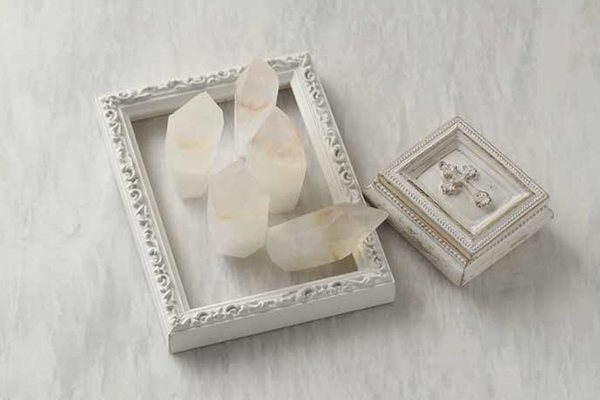 4月生まれの誕生石 水晶