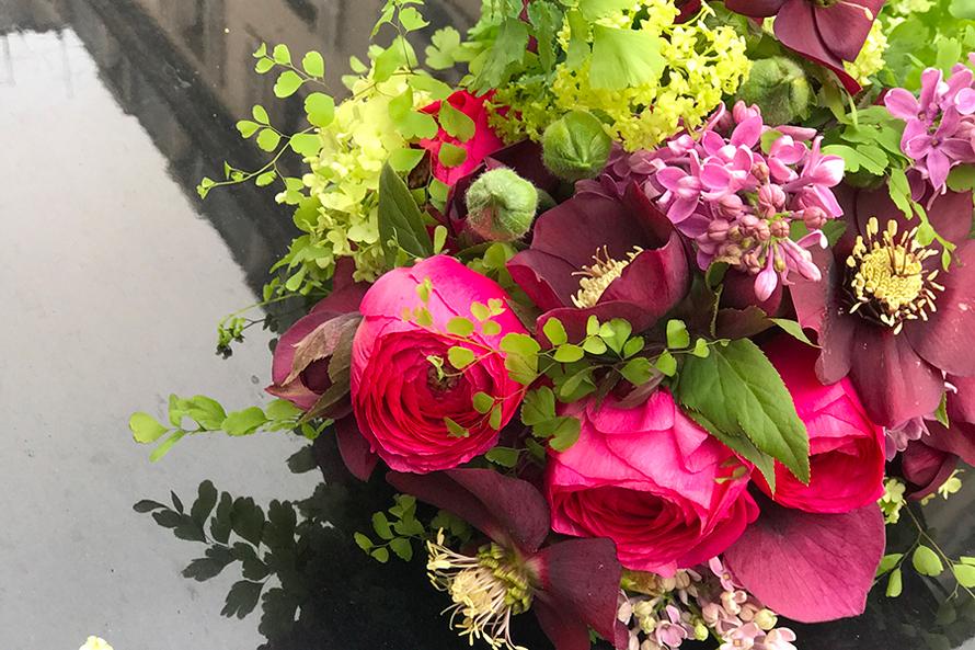 パリスタイルで愉しむ 花生活12か月 第20話 ラナンキュラス