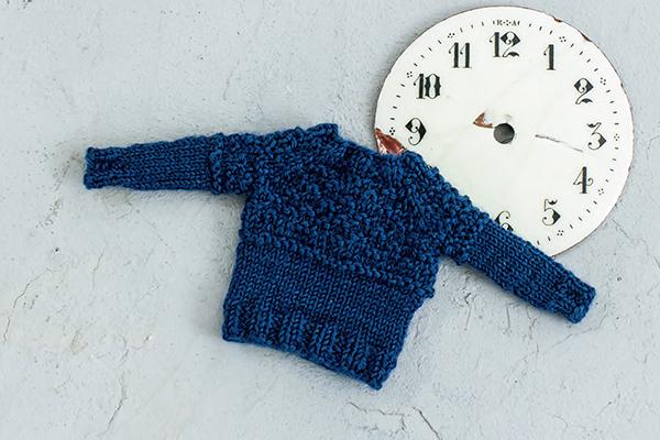 イギリスの伝統柄「ガーンジーセーター」